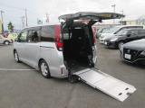 ノア 2.0 X ウェルキャブ スロープタイプI 車いす1脚仕様車 車椅子移動車 ETC 片側電...