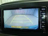 こちらの車両にはバックカメラが装備されております。後退時の駐車も安心して行うことができます!