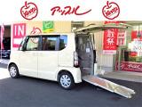 N-BOX+  福祉装置付車