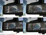【スマートルームミラー】後方のカメラ画像が映し出されるので、乗員や荷物でさえぎられがちな後方視界をクリアに保ちます♪