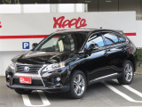 RX450h ラディアント エアロスタイル 4WD
