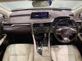 RX450h バージョンL 4WD 4WD 本革シート