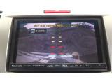 バックカメラ画面 ナビ品番 CN-H500D