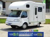 ボンゴ キャンピング AtoZ アミティ 4WD FFヒーター