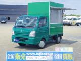 キャリイ 移動販売車 4WD 軽貨物登録