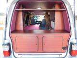 車中泊やリモートワークなどで快適にお使いいただけるコンパクトなキャンパーです。