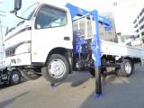 デュトロ クレーン 2.9トンロング 3ダンハイジッキクレーン