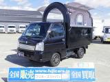 キャリイ 移動販売冷凍車 4WD