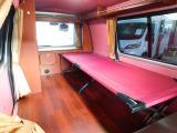 1人分の簡易ベッドあり 折り畳み式 長さ188cm幅60cm