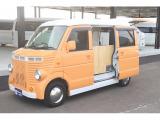 スクラム  移動販売 フレンチバス仕様 8ナンバー 2槽シンク