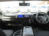 ハイエース  アネックスファミリーワゴン1500Wインバーター 4WD