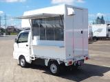 キャリイ 移動販売車 キッチンカー ケータリングカー 移動カフェ