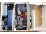 サブバッテリー・走行充電器・外部充電器・2000Wインバーター!!その他追加装備の取り付