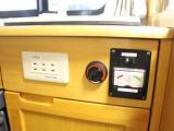 エンジン停止中も温かくお過ごしいただけるベバストFFヒーターも装備しております!