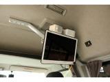 リアTVも装備しておりますのでダイネットで寛ぎながらTVの視聴も可能となります。