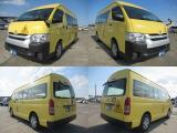 ハイエース  幼児バス3.0ディーゼルターボ乗車定員4+18人