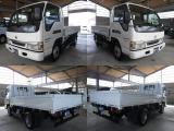 アトラス  平トラックワイド2t高床 三方開 4.8D 6MT