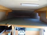 バンクベッド寸法「180×160」大人3名分のスペースです♪