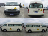 ハイエース  幼児バス2.7ガソリン乗車定員4+18人