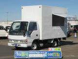エルフ 移動販売車 キッチンカー フードトラック 新規架装