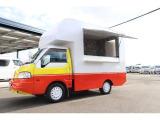 ボンゴトラック  移動販売 8ナンバー 外部電源 インバーター サブB