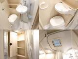 シャワー(温水可)、カセットトイレ!日常から緊急対応までシーンを選ばずご使用頂けます♪