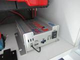 走行充電装備!営業場所に向かう最中にも充電されます!!
