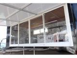エルフ 移動販売車 コールドテーブル ステンレス作業台