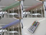 跳ね上げ窓の裏にはカラーLEDを設置!お好みの色に設定して目立たせる事も可能です!!