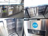 JCM製コールドテーブル装備!!210Lの大容量です!!