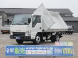 H24年 3.0Dいすゞエルフ三転ダンプ積載2t 6F極東開発 実走行48.945km