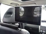 助手席ヘッドレストステー取り付けの後席用モニター・アルパイン8,5インチ・PKG-M860S