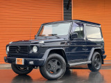 Gクラス G350d ディーゼル 4WD ShortBodyNOxPM適合G16AW左HNormalRoof