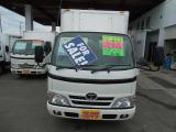 トヨエース  1.35t中温冷凍車 デンソー製冷凍機-7℃設定