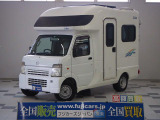 スクラムトラック キャンピング AZ-MAX ラクーン FFヒーター 4WD
