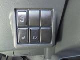 スライドドアの開閉、運転席シートヒーターやフォグランプのスイッチ