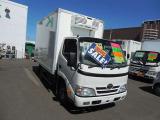 トヨエース 冷蔵冷凍車 デンソー製冷凍機-32℃設定左サイドドア