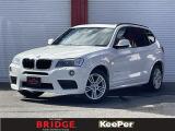 X3 xドライブ20i Mスポーツパッケージ 4WD