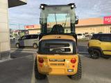 CAT ホイールローダー 901C2 未作業車&除雪仕様車 2.3h 0.5立米
