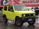 ジムニー XC 4WD 純正ナビ フルセグTV Bluetooth