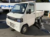 ミニキャブトラック 楽床ダンプ 4WD