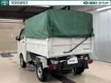 ハイゼットトラック 清掃ダンプ 電動モーター式 1方開 4WD