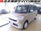 ムーヴキャンバス G ホワイトアクセント リミテッド SAIII 4WD