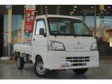 ハイゼットトラック エアコン パワステ スペシャル 4WD オートマ車 ドアバイザー