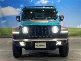 ジープ・ラングラーアンリミテッド ルビコン リーコン 4WD 本革シート
