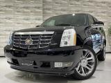 エスカレード プラチナム 4WD GM正規D車 サイバーナビ 電動SS 新品タイヤ