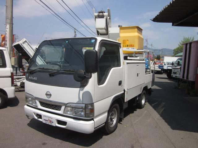 日産 アトラス 高所作業車 アイチ 7.2m いすゞOEM