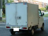 クリッパートラック  -5℃冷凍車 左サイドドア オートマ エアコン 14117
