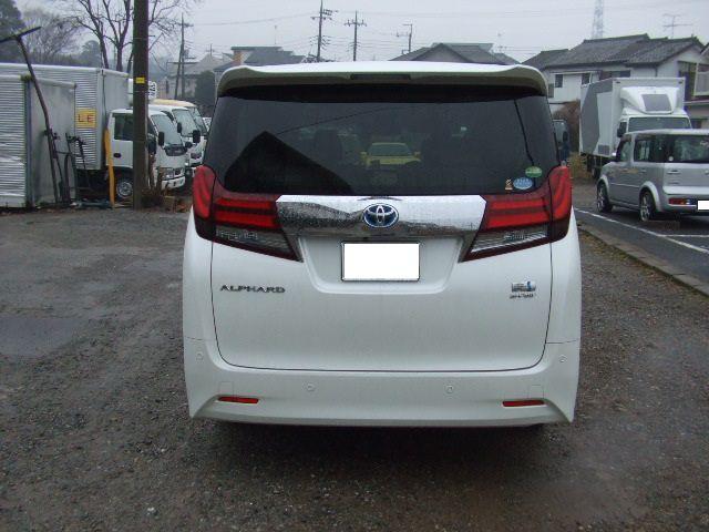 トヨタ ヴェルファイア 3.5 Z プラチナセレクション 4WD
