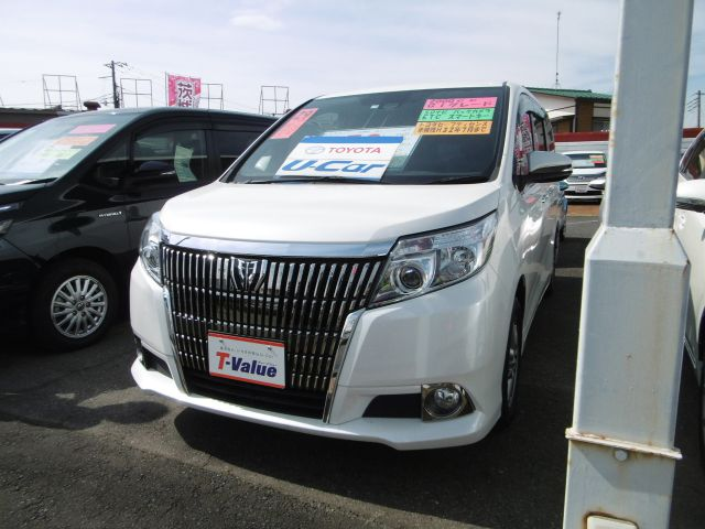 トヨタ エスクァイア 2.0 Gi